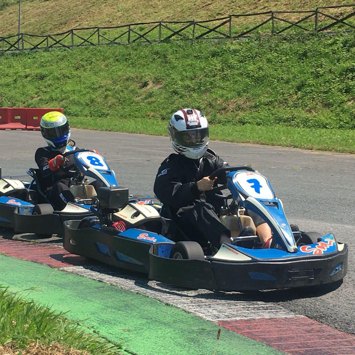 Circuito Karting : Cursos de karting circuito karting olaberria vilariÑo motorsport